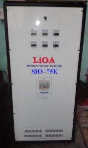 Ổn áp 3 pha Lioa DR3-75k