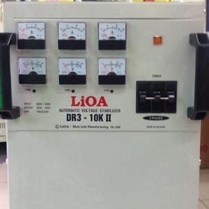 Ổn áp 3 pha Lioa DR3-10k