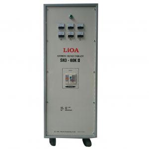 Ổn áp 3 pha Lioa DR3-60k 60kVA