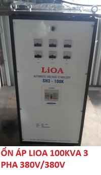 Ổn áp 3 pha Lioa DR3-100k